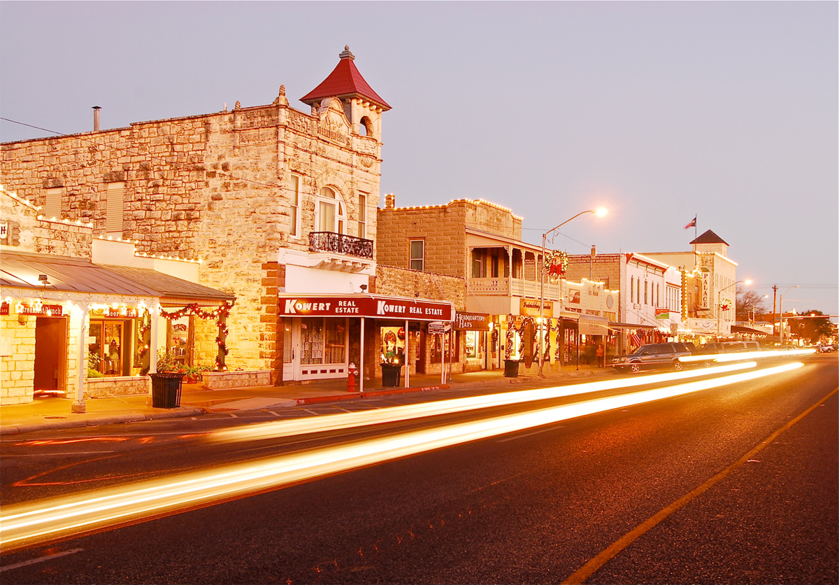 Hotels in Fredericksburg, Tx